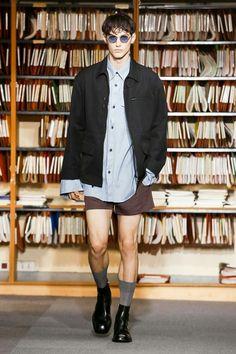 Dries Van Noten Menswear Spring Summer 2018 Paris