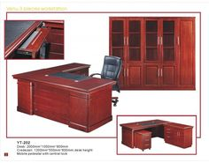 Venus 3 Piece Workstation