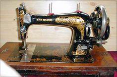 The Harris, Maker: Bernhard Stoewer, Stettin, Grünhof,  Model: 'The Harris',  Serial #: 1380713,  Date: 1914