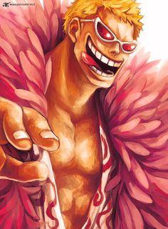 Donquixote Doflamingo One Piece