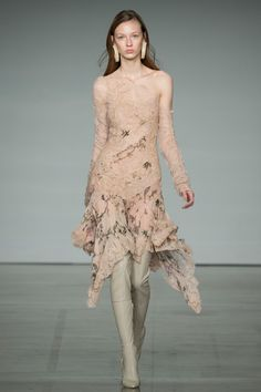 Zimmermann Fall 2017 Ready-to-Wear Fashion Show NYFW New York Fashion Week