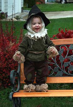 Scarecrow Fancy Dress