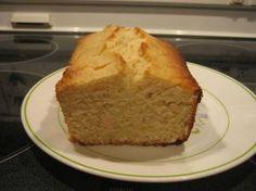 Coconut Bread/ Cake recipe | Sugarless Student Blog