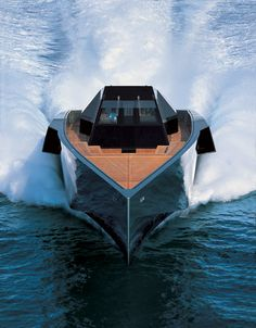 my dream boat..Wally 118