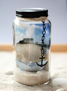Urlaub im Glas