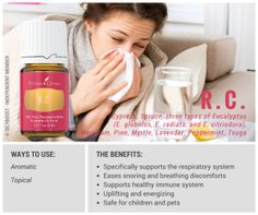 RC Essential Oil! Great winter time oil! thehomemadelife.com