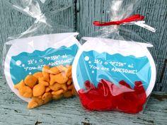 "Printable fish bowl: ""It's o fish al, you are awesome!"" http://www.scribd.com/doc/109233819/ofishal"