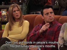 Joey Tribbiani - Friends - Matt LeBlanc