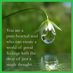 Today create good in this world with your pure soul. Many blessings, Cherokee Billie Spiritual Advisor Amazing Quotes, Great Quotes, Me Quotes, Inspirational Quotes, Motivational, Legacy Quotes, Positive Thoughts, Positive Quotes, Law Of Attraction Money