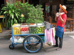 Related image Bicycle Cart, Bike, Sr1, Fruit, Stalls, Image, Street, Bicycle, Bicycles