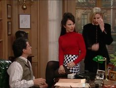 Fran Fine The Nanny, Nanny Outfit, Christmas Sweaters, Blog, Outfits, Fashion, Moda, Suits, Fashion Styles