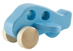 Hape - Early Explorer - Little Plane Wooden Toy Vehicle Hape https://www.amazon.com/dp/B006WZNSOC/ref=cm_sw_r_pi_dp_bJLJxbXGBVGBA