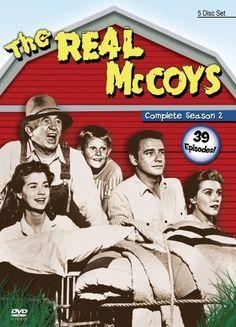 1c7a70b9c44d49 The Real McCoys - Season 2