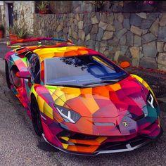 Luxury Sports Cars, Top Luxury Cars, Exotic Sports Cars, Cool Sports Cars, Sport Cars, Cool Cars, Lamborghini Aventador Roadster, Lamborghini Photos, Lamborghini Diablo