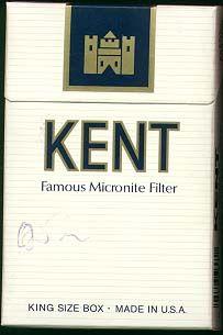 Risultati immagini per sigarette kent