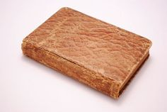 Longfellow Poem Book Antique Leather Bound by Sarahendepity, $88.00