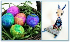 Easter polymer clay inspiration! « Pikes Peak Polymer Clay Guild
