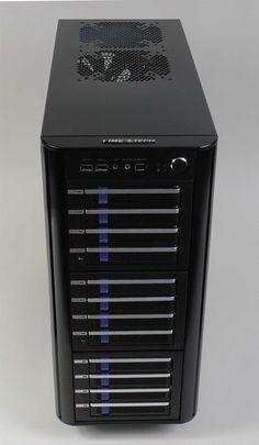 server | Build a Home Media Server with unRAID | NAS Storage Server