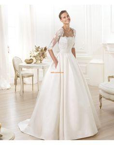 Classic & Timeless Rits Natuurlijk Bruidsmode 2014