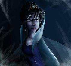 Queen Helga by DismalDany