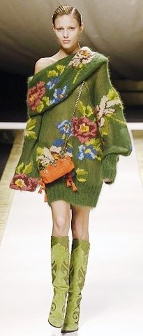Gorgeous fall look I would pair this with colored tights or leggings...so cute:-)