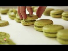 French Macarons (Macarons) Recipe - YouTube
