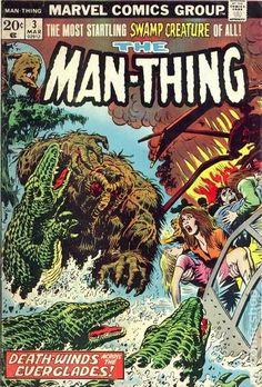 Man-Thing (1974 1st Series) 3