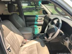 Toyota Land Cruiser 100 4.7 V8 Vx For Sale - Autotrader ID: 1223450 Toyota Land Cruiser 100, Car Trader, Chevrolet Captiva, Reliable Cars, Older Models, Car Finance, New Tyres, Seat Covers, Car Insurance