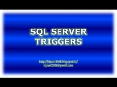 IT Port: SQL Server Triggers with Example