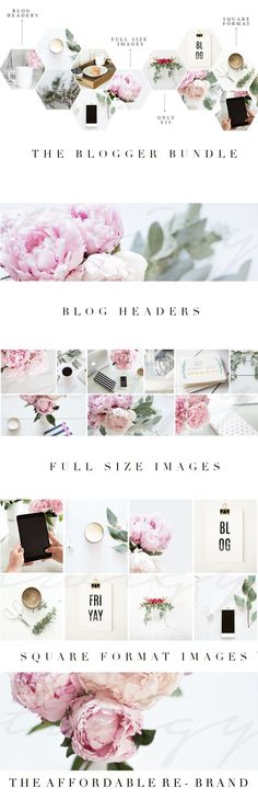 Styled Stock Images & Photo Bundle by TwigyPosts on /creativemarket/