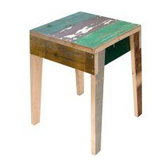 Scrapwood Chair design: Piet Hein Eek