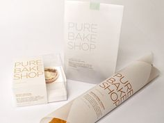 Packaging of the World: Creative Package Design Archive and Gallery: Pure Bake Shop (Student Work)