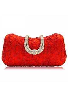 e293cb94b8 Luxury Crystal Evening Clutches Bags with Chain
