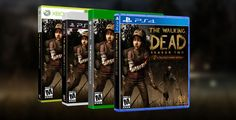 Telltale's The Walking Dead and Wolf Among Us coming to PS4 and Xbox One