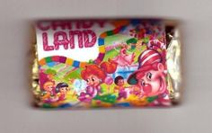 Candyland Party Favors Please Take A Look | eBay