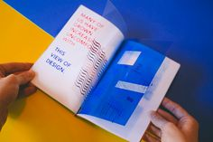 First Thing's First Manifesto Zine on Behance