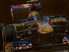 In the World of Gummy Bears by the-frozen-bunny on DeviantArt Red Bull F1, Car Drawings, Automotive Art, Sports Art, Gummy Bears, Frozen, Bunny, Racing, Deviantart