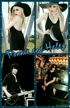 Ronnie and Haley