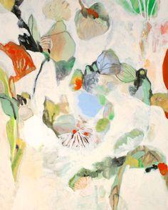 "Saatchi Art Artist Marsha Boston; Painting, ""Coming Winter"" #art"