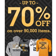 FansEdge : Up to 70% off Clearance  http://www.mybargainbuddy.com/fansedge-up-to-60-off-clearance