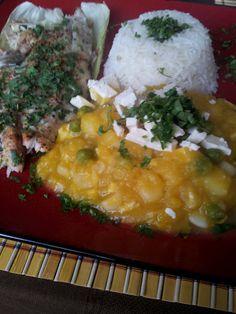 Las mejores Comidas : Locro Limeño