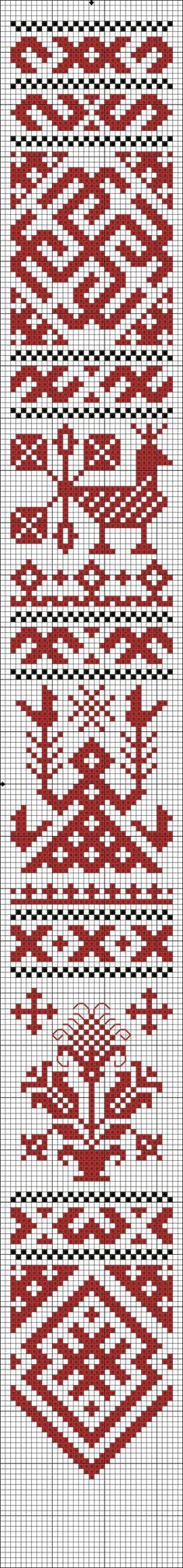 Inkle Weaving, Inkle Loom, Tablet Weaving, Bead Weaving, Cross Stitch Bird, Cross Stitch Borders, Cross Stitch Designs, Cross Stitch Patterns, Knitting Charts