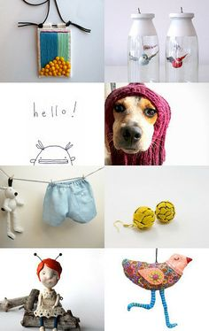 Stay Young by Eda Atay on Etsy--Pinned with TreasuryPin.com