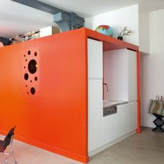 for small places Lofts, Cubes, Small Places, Locker Storage, Cabinet, Architecture, Inspiration, Furniture, Home Decor