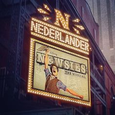 Newsies - Because I love Disney, NYC, musicals, and really great choreography executed so precisely and beautifully <3