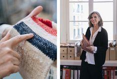 Entrevista a Nani Marquina en diariodesign. Las alfombras tienen que seducir; son el toque final de los espacios.