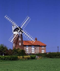 Weybourne windmill, Norfolk