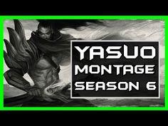 【LOL 2016】Yasuo Montage Season 6 - Best Yasuo Plays ( 롤 야스오 매드무비 )