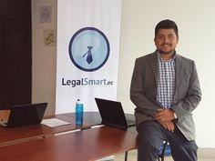 LegalSmart.ec: la primera plataforma web para crear documentos legales en Ecuador