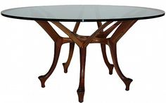Malabar Table by Brian Fireman